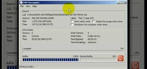 format to dvd how to burn iso format disc images to a dvd from windows