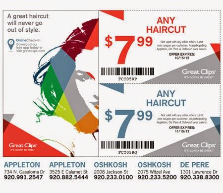 haircut coupons kansas city free printable coupons great clips coupons