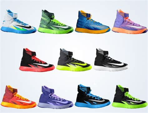 best basketball shoe colorways nike zoom hyperrev 11 colorways shoes best