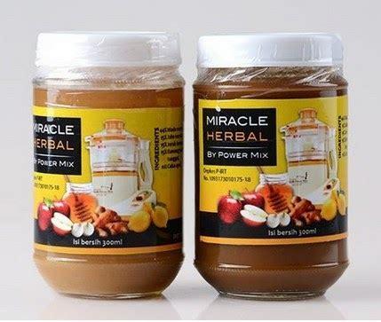 Miracle Herbal Power Mix Madu Murni Herbal Indonesia Miracle Herbal By Power Mix