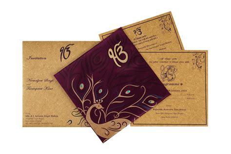 Sikh Card Templates by Sikh Wedding Invitations Sunshinebizsolutions