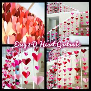 Valentine Decorations To Make At Home valentine decoration