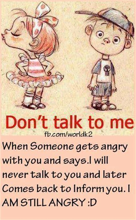 5 Donts When Talking by Dont Talk To Me Quotes Quotesgram