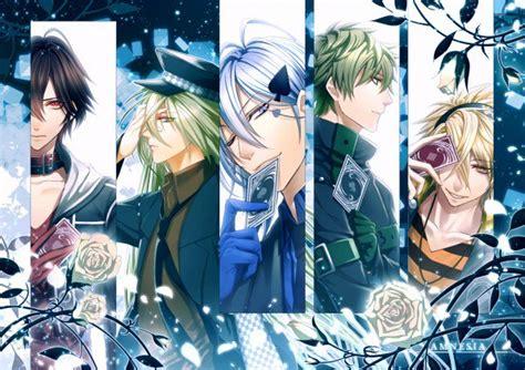 imagenes anime amnesia el rinc 243 n perdido rese 241 a anime amnesia