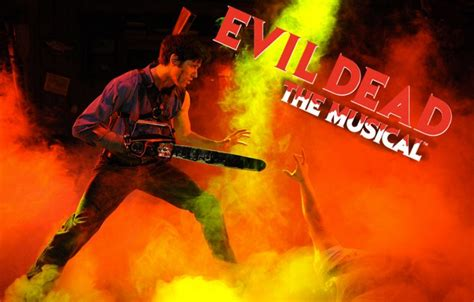 Last I Saw Evil Dead The Musical A Revi 2 by Evil Dead The Musical Returns To San Diego Dread Central