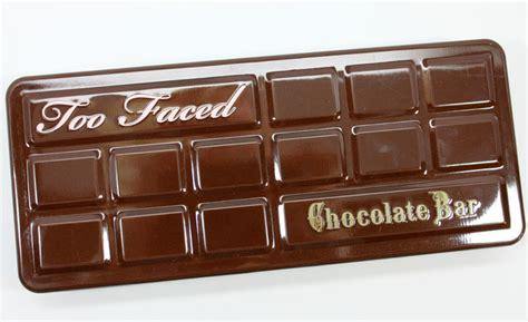 Kini Faced Chocolate Bar Eye Shadow Eyeshadow Pensil Alis faced haute chocolate collection for 2014