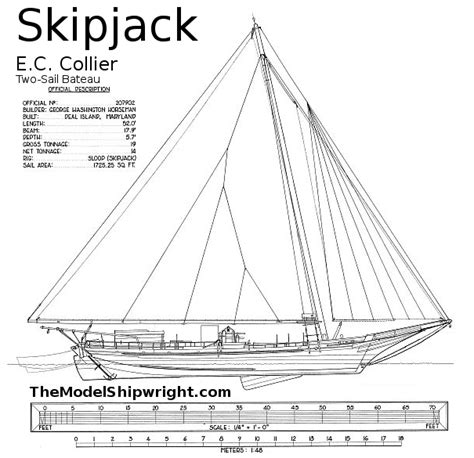 skipjack boat plans now that we have the section plan at the full width we