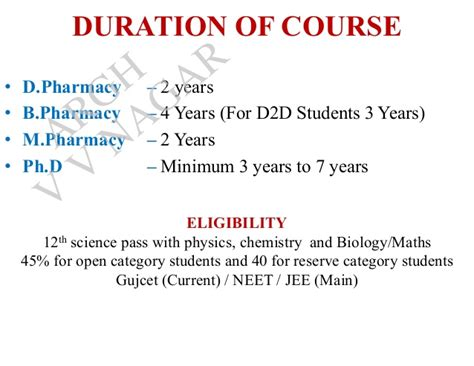 Mba After D Pharmacy by Career In Pharmacy