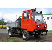 Multicar M25 4X4 II  Meine Homepage