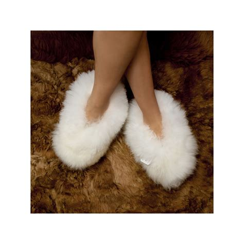 fluffy house shoes baby alpaca fur fluffy slippers