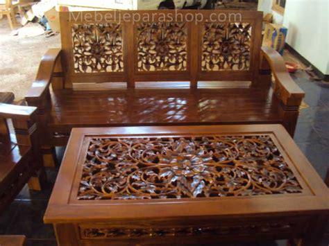 Kursi Ukir Jepara kursi tamu ukiran aceh kerawang mjs furniture
