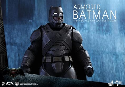 Toys Bvs Batman Superman batman v superman armored batman figure by toys