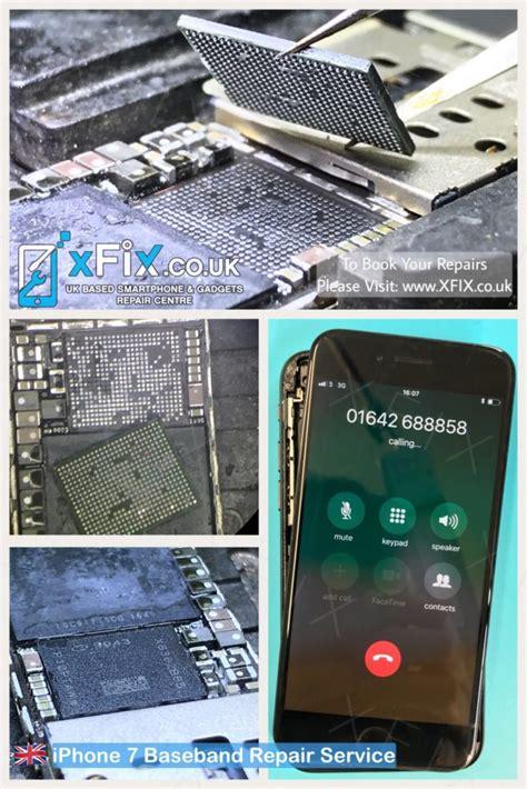 fix iphone 7 not detecting sim card baseband ic xfix