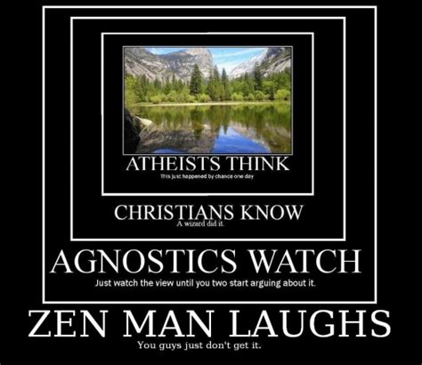 Atheist Vs Christian Meme - funny quotes about agnostics quotesgram