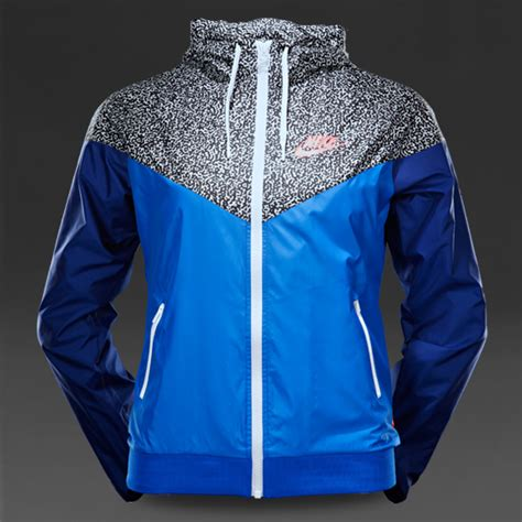womens clothing nike womens sportswear windrunner aop