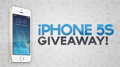 Free Apple Iphone 5s Giveaway - onlyidevice apple tech more home