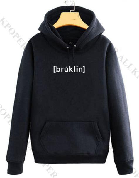 Hoodie Sweater Jumper Biru Jungkook kpop bts jungkook cap hoodie sweater bangtan boys pullover