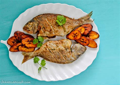 fried fish jehan can cook
