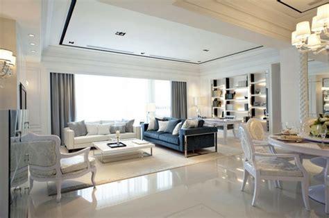 design interior glamour d 233 coration salon salle 224 manger comment optimiser l espace