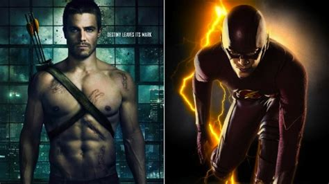 film marvel flash comic con 2014 two hour crossover episode for cw s the