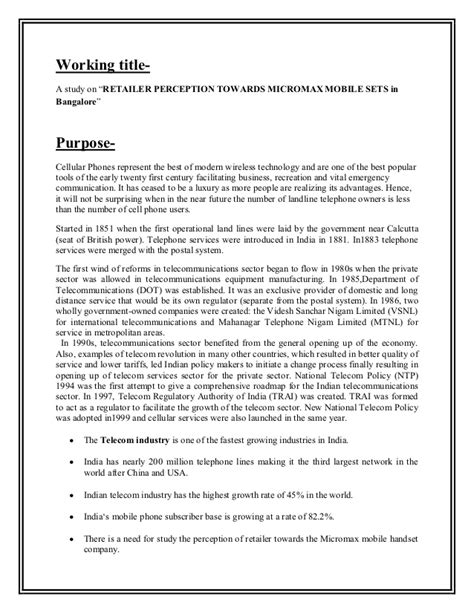 Synopsis Format For Mba Hr Project by Project Synopsis Pgdm 13 15 Reportspdf819 Web Fc2