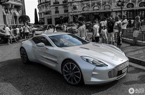 Aston Martin One77 by Aston Martin One 77 6 January 2016 Autogespot