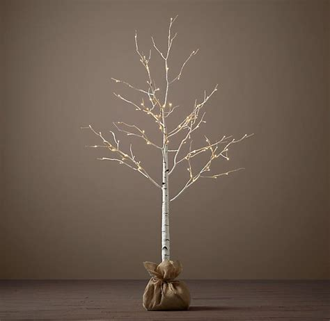 lighted trees home decor 1000 images about winter decor ideas for the holidays on