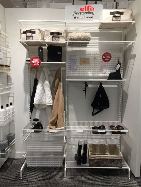 Elfa Freestanding Closet by Elfa Freestanding Closet Woodworking Projects Plans