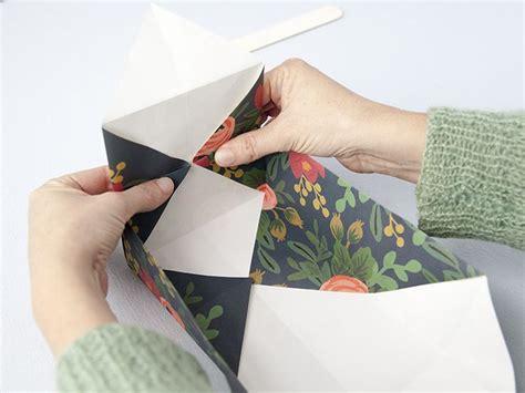 Origami Box Tutorial - origami box tutorial sweet sentiment gift ideas