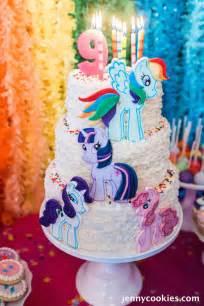 kara s ideas my pony birthday