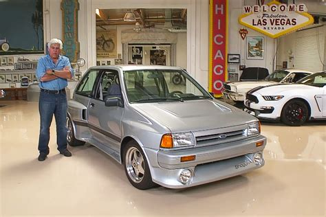 Ford Shogun Festiva by Leno Garage Showcases His Ford Shogun V6