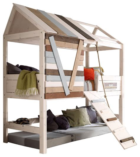 treehouse twin loft bed treehouse twin loft bed with rope ladder with mattresses