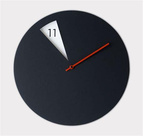 wall clock design sabrina fossi s minimally designed freakish wall clock