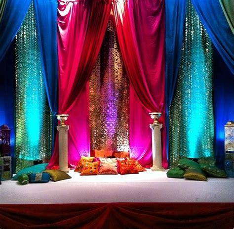 colour themes for mehndi mehndi stage ideas wedding inspirations pinterest