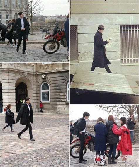strangers in budapest a novel books actor jong suk seen filming quot doctor quot in