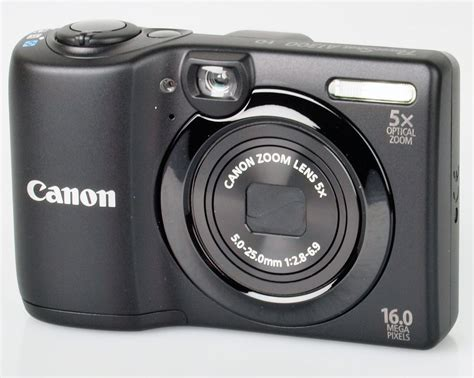 canon digital slr reviews canon powershot a1300 digital review ephotozine