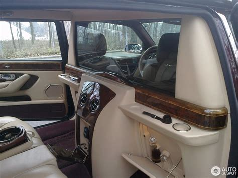 bentley mulliner limousine bentley arnage rl mulliner limousine 23 december 2015