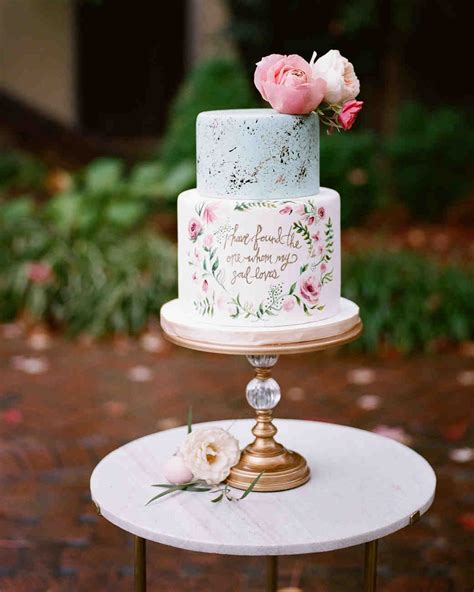 Wedding Cakes For Small Weddings by 52 Small Wedding Cakes With A Big Presence Martha