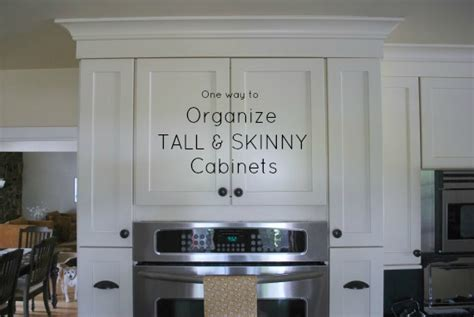 how tall are kitchen cabinets day 9 organize tall and skinny kitchen cabinets