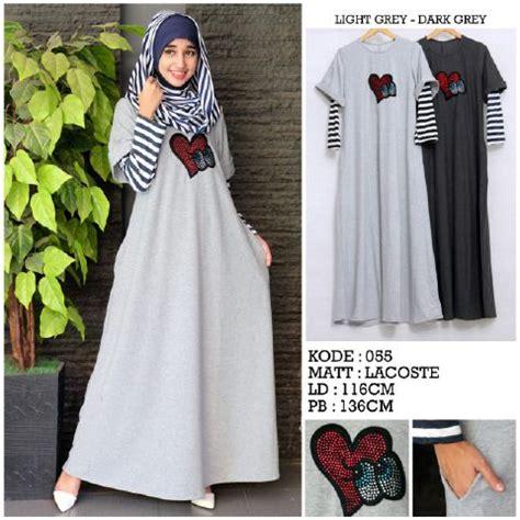 Gamis Balotelli Modern Gamis Remaja Gamis Modern baju gamis remaja modis lacoste a171 busana muslim modern