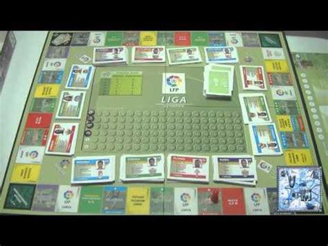 el juego de el juego de la liga juego de mesa rese 241 a aprende a jugar youtube