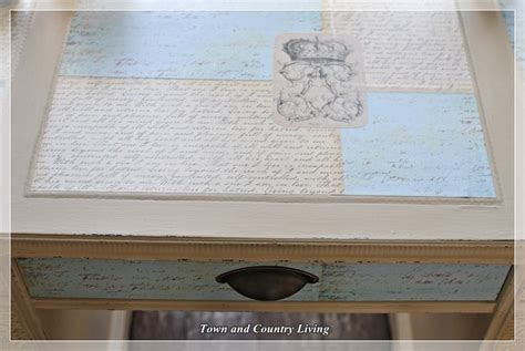 Decoupage Desk - the 25 best decoupage desk ideas on diy
