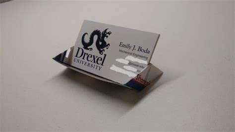 business card display template business card display business card display stand made of
