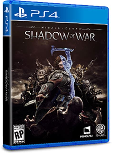 Dijamin Middle Earth Shadow Of War Ps4 middle earth shadow of war ps4 playstation