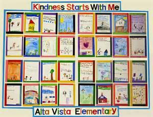 alta vista elementary school kindness project archives