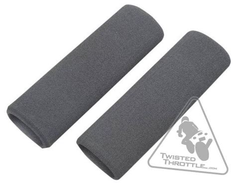 grip puppies grab on grip covers for 7 8in bars twistedthrottle ca