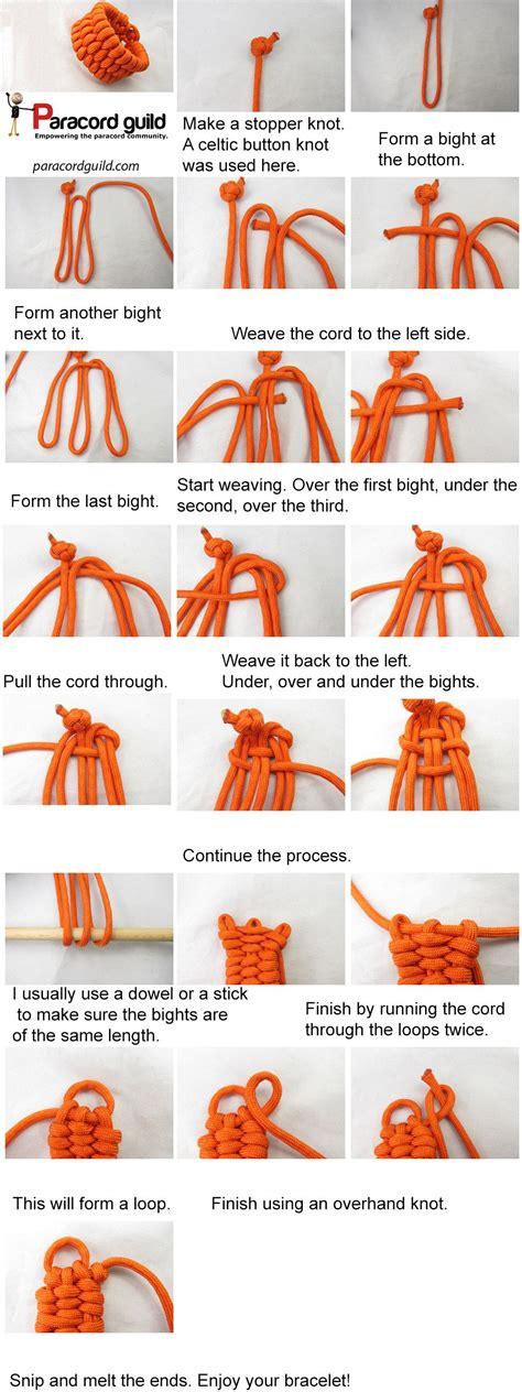 html quick form tutorial a tutorial on the quick deploy trilobite paracord bracelet
