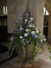 Wedding Altar Flowers Church Pedestal Flower Arrangements Google Search Flowers Ideas Pinterest Flower