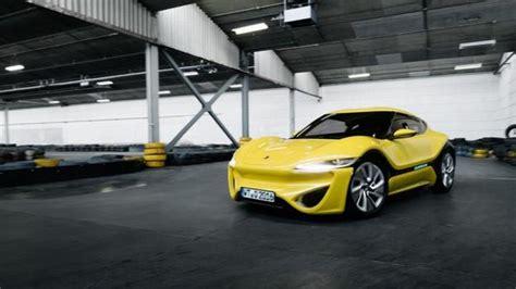 Lu Tenaga Air Garam jangan heran mobil sport ini pakai bahan bakar air garam okezone news