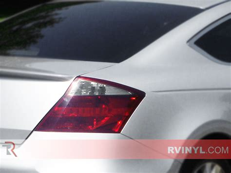 2008 honda accord tail lights rtint 174 honda accord coupe 2008 2010 tail light tint film